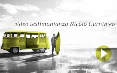 Nicolò Carnimeo – Waste and pollution sensitization | ITA