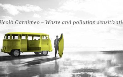 Nicolò Carnimeo – Waste and pollution sensitization | ENG